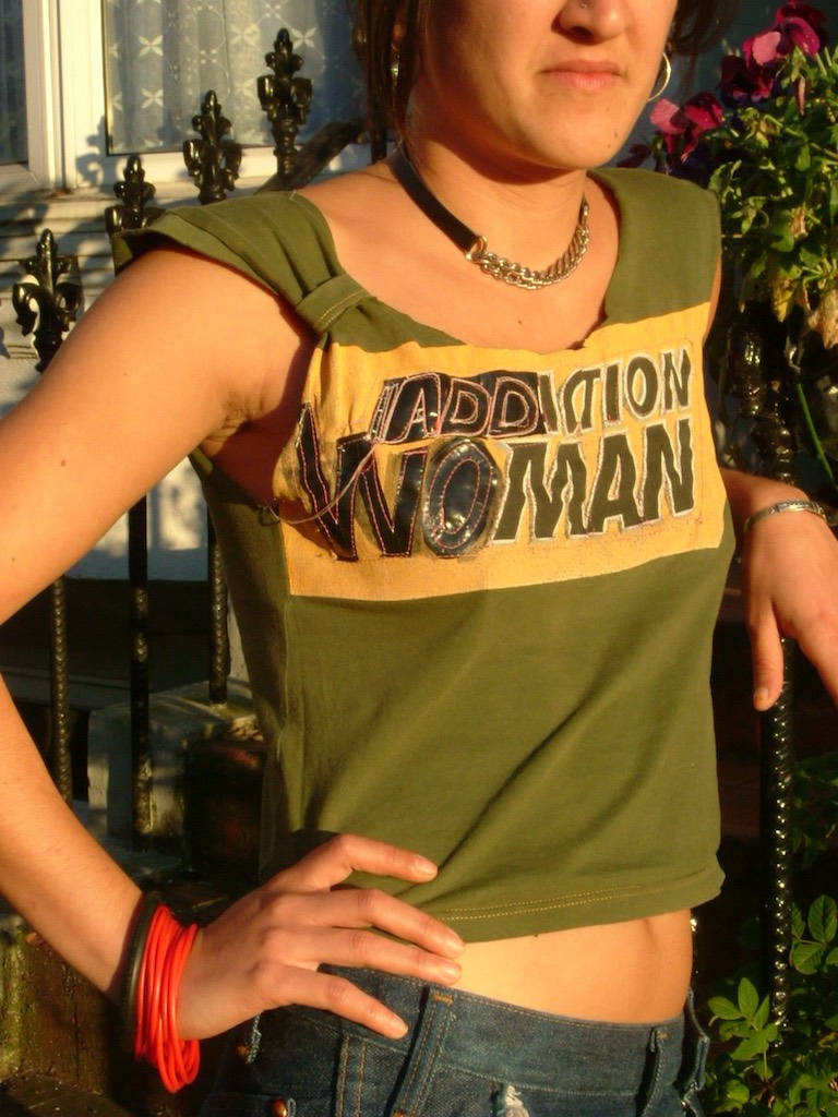 customised action man tshirt