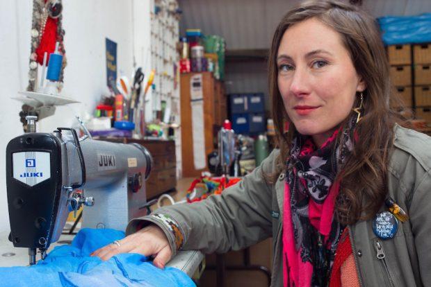 Sibel Lagerdahl Leftover Threads