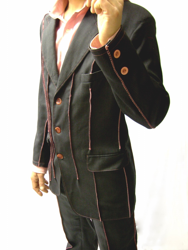 made to order customised suit