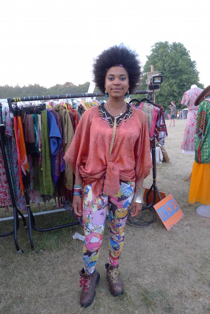 eco fashion kimono top
