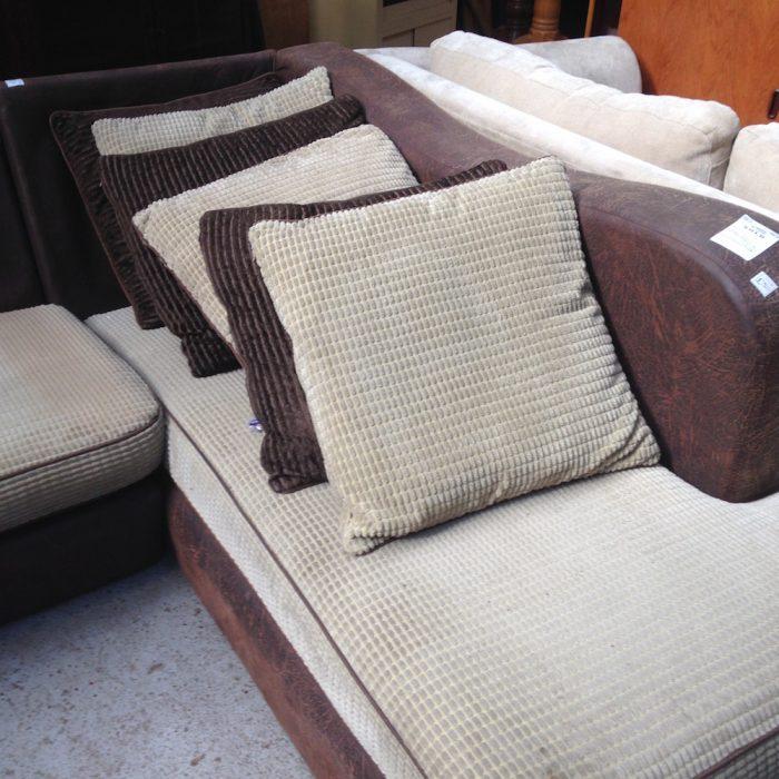 brown corner sofa shabitat