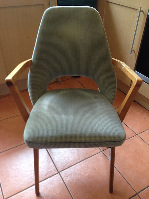 vinatge ben chair for sale