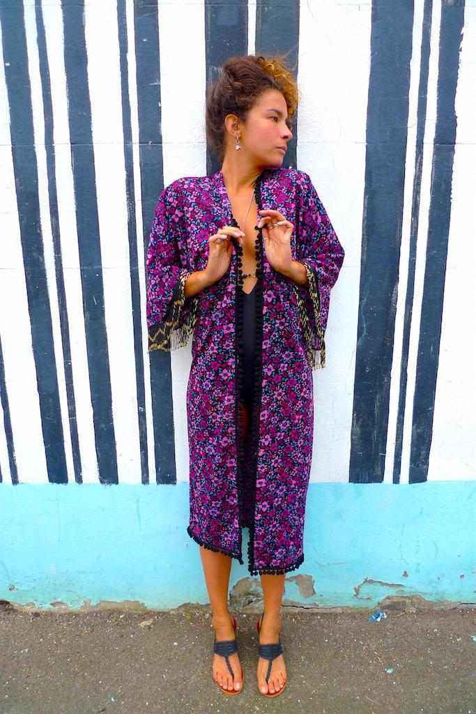 eco fashion kimono