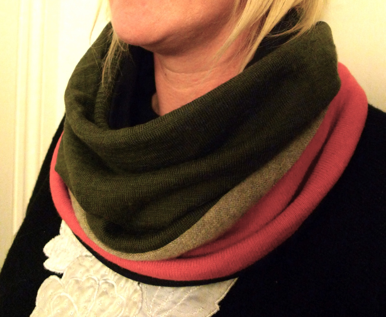Eco Snoods and Wrist Warmers
