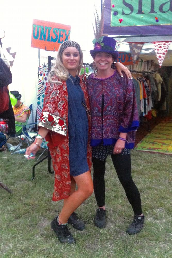 Sustainable eco handmade luxury kimono