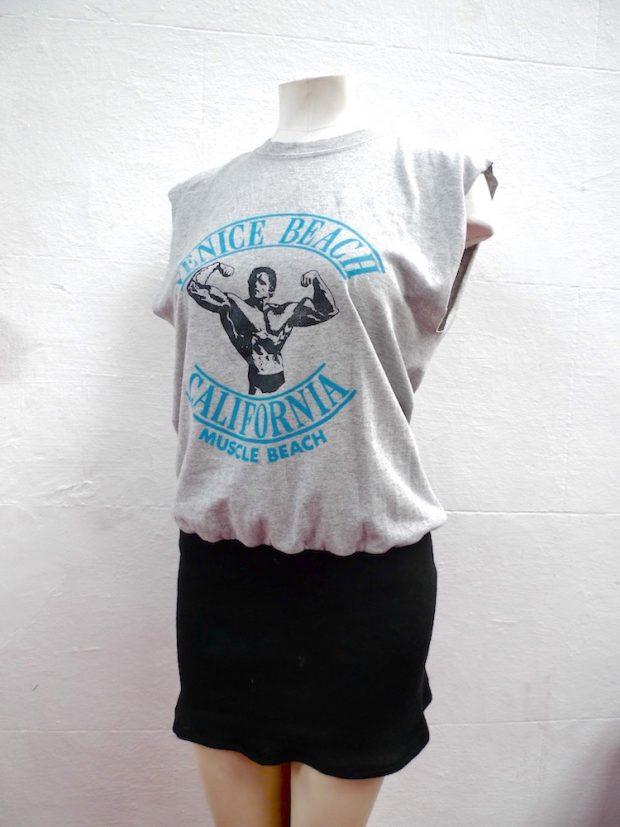 venice beach tshirt dress