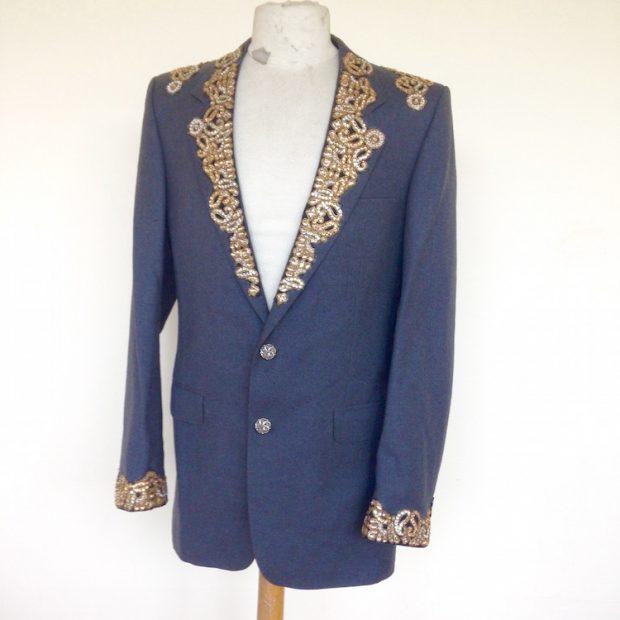 embellished suit jacket1