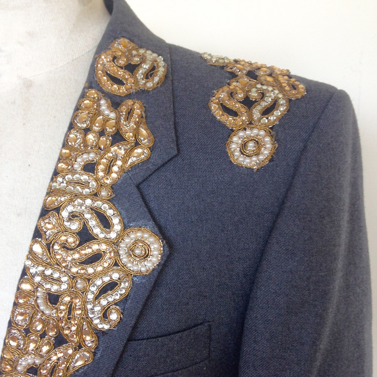 Embellished Jackets