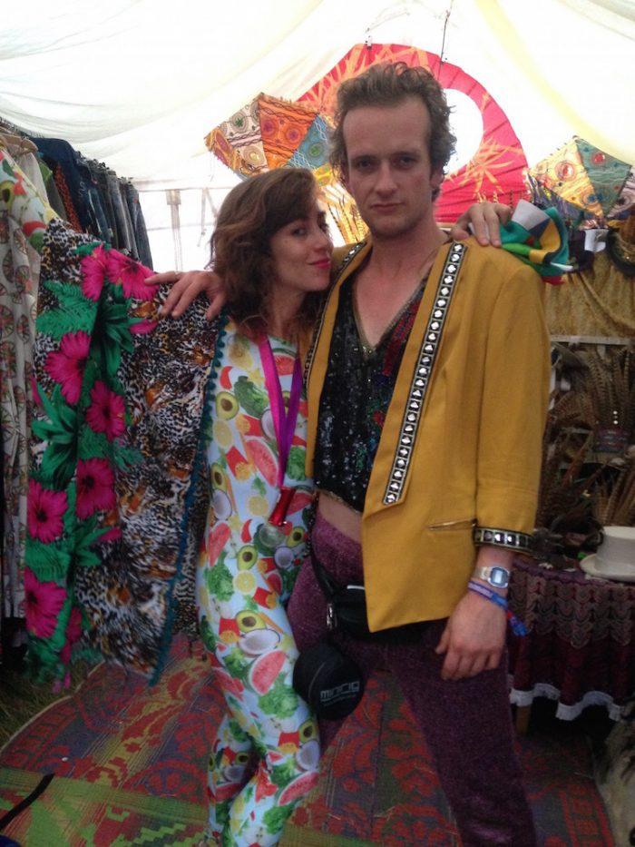 leopard kimono and leopard jacket