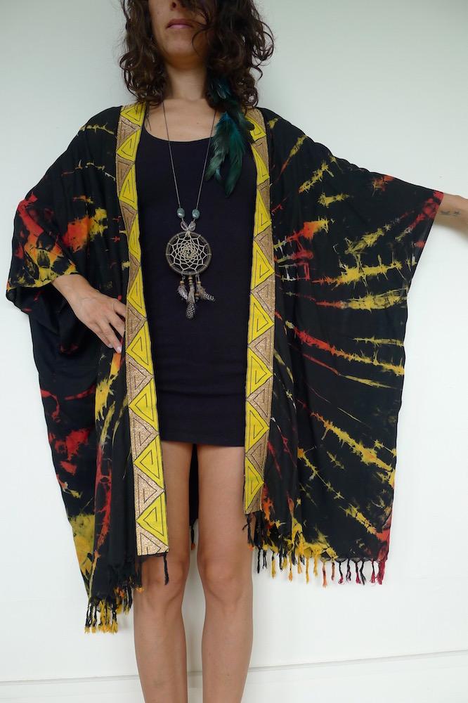 sustainable eco kimono