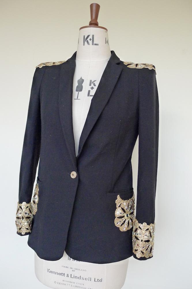 deluxe suit jacket
