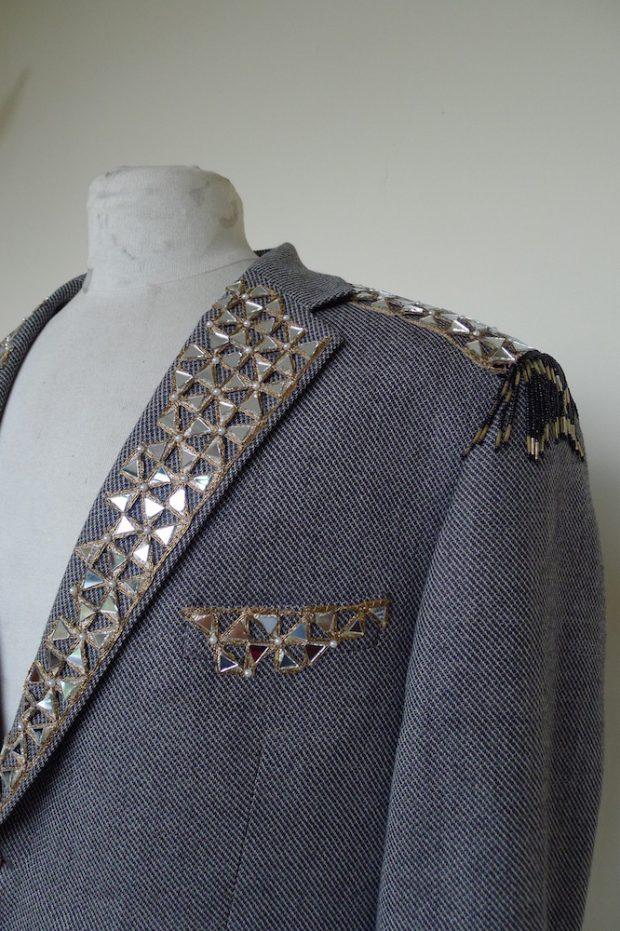 disco mirror jacket